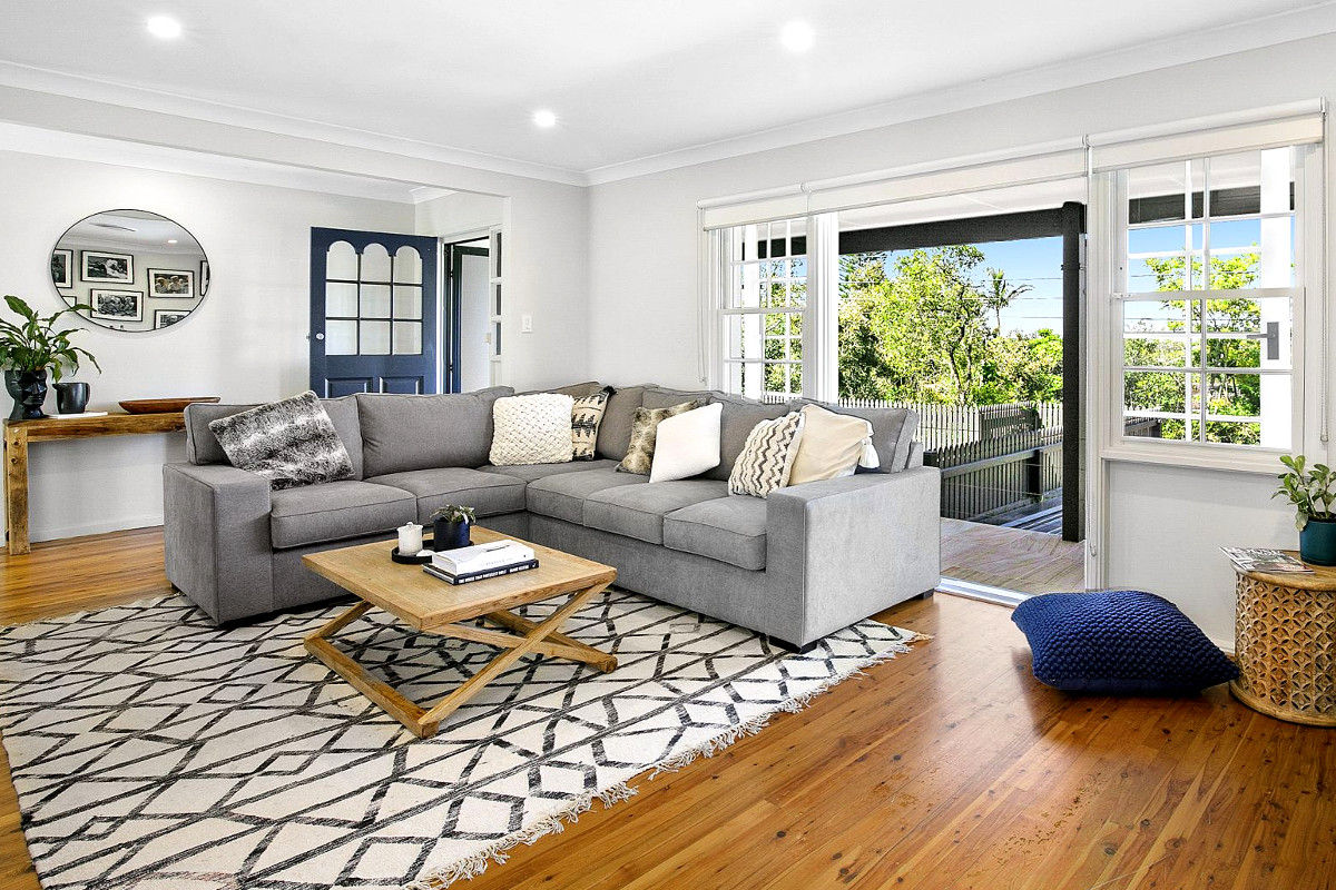 A home among the gumtrees is a cool Northern Beaches alternative