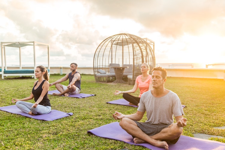 Yoga on the Northern Beaches