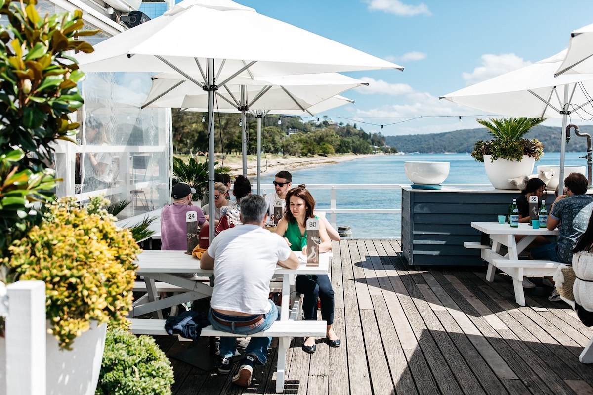 Five Northern Beaches restaurants with great views